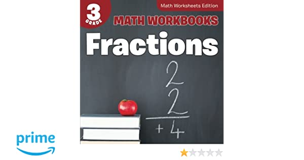 Math Worksheets math worksheets online free : 3rd Grade Math Workbooks: Fractions | Math Worksheets Edition ...