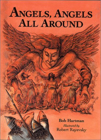 Angels, Angels All Around: Bible Stories Retold by Brand: Chariot Victor Pub