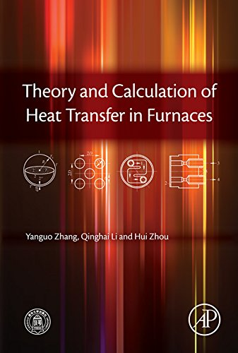 Radiant Table Heater (Theory and Calculation of Heat Transfer in Furnaces)