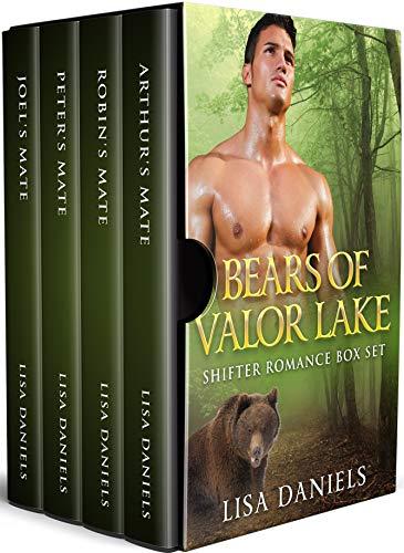 Bears of Valor Lake Shifter Romance Box Set