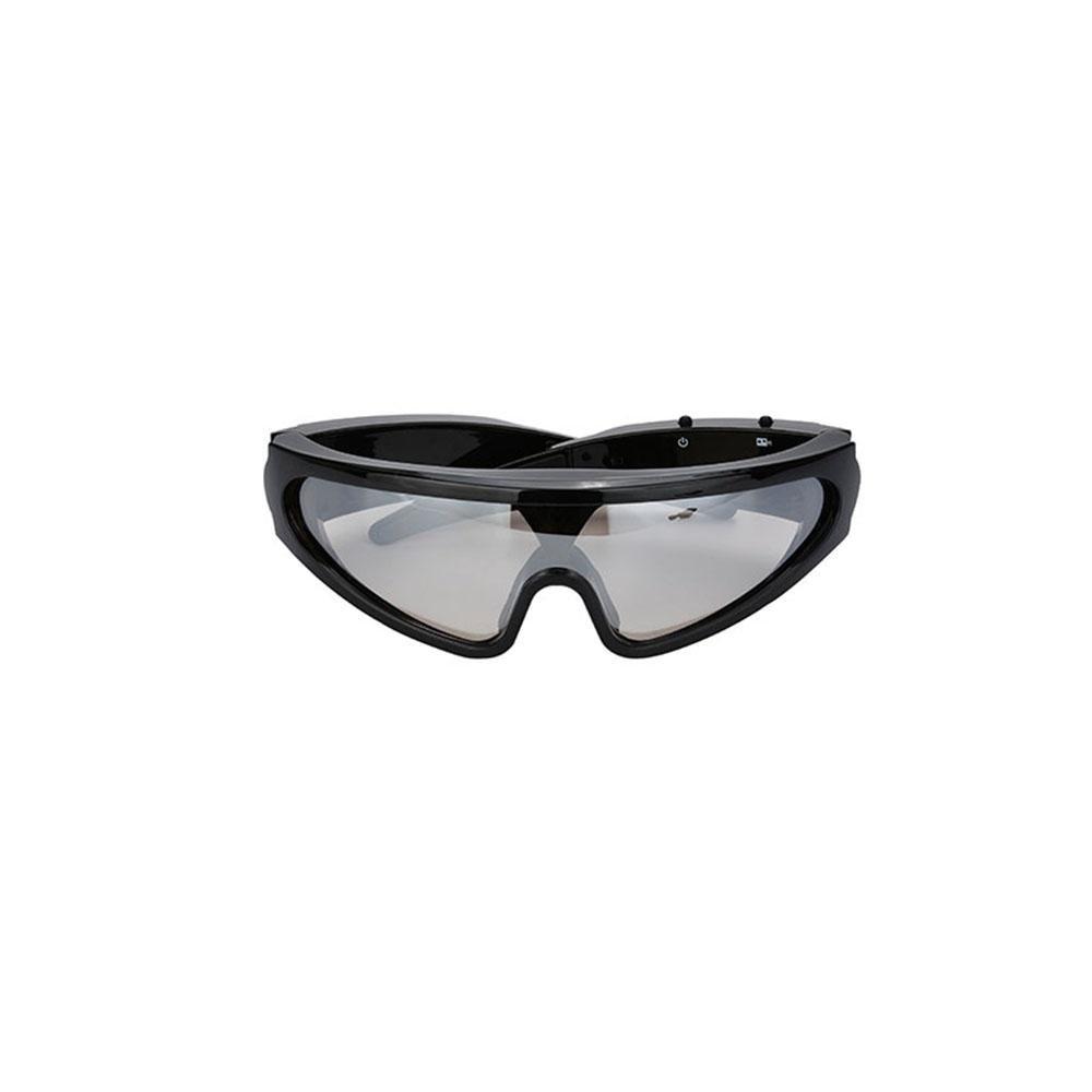 LLZJ Glasses Spy Camera High Definition 1080P Sports Eyewear Mini Hidden Video Ski Recorder Camcorder Sunglasses Travel Fashion Digital