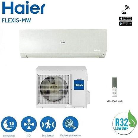 Climatizador Aire Acondicionado Inverter Haier FLEXIS-MW 18000 BTU ...