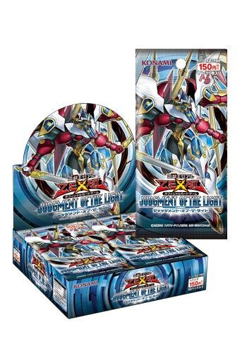(Yu-Gi-Oh! Zexal - OCG Judgement of the Light (30packs) Box by Konami)