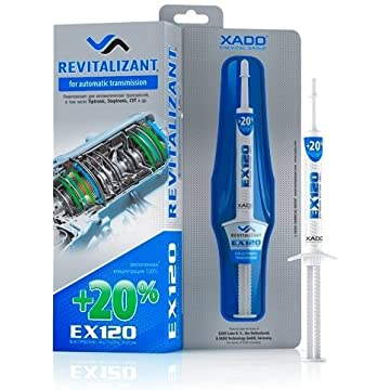 powerful Xado EX120 Revitalizant