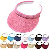 NLGToy Sun Sports Visor Men Women - 100% Cotton