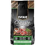 Evolve Dry Dog Food Lamb & Rice Recipe Super Premium Dry Dog Food, 14 lb
