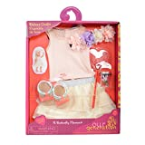 Our Generation Dolls A Butterfly Moment-18-Inch Doll Deluxe Butterfly Watcher Outfit
