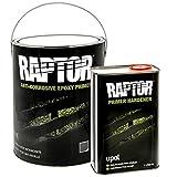 Raptor 4:1 Anti-Corrosive Epoxy Primer Kit UP4830 Gray 5L