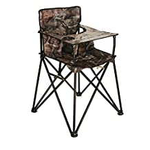 ciao! Baby Portable High Chair, Mossy Oak with Carrying Case