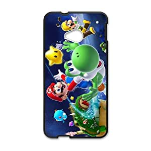 HTC One M7 Phone Case Super Mario Bro