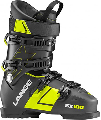 Lange SX 100 Ski Boots 2018 25.5 by