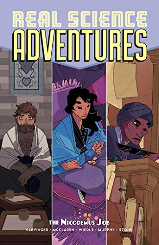 Pdf Graphic Novels Atomic Robo Presents Real Science Adventures: The Nicodemus Job (ATOMIC ROBO RSA)