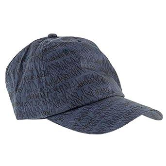 ARMANI JEANS - Gorra de béisbol - Logo - para hombre azul azul ...