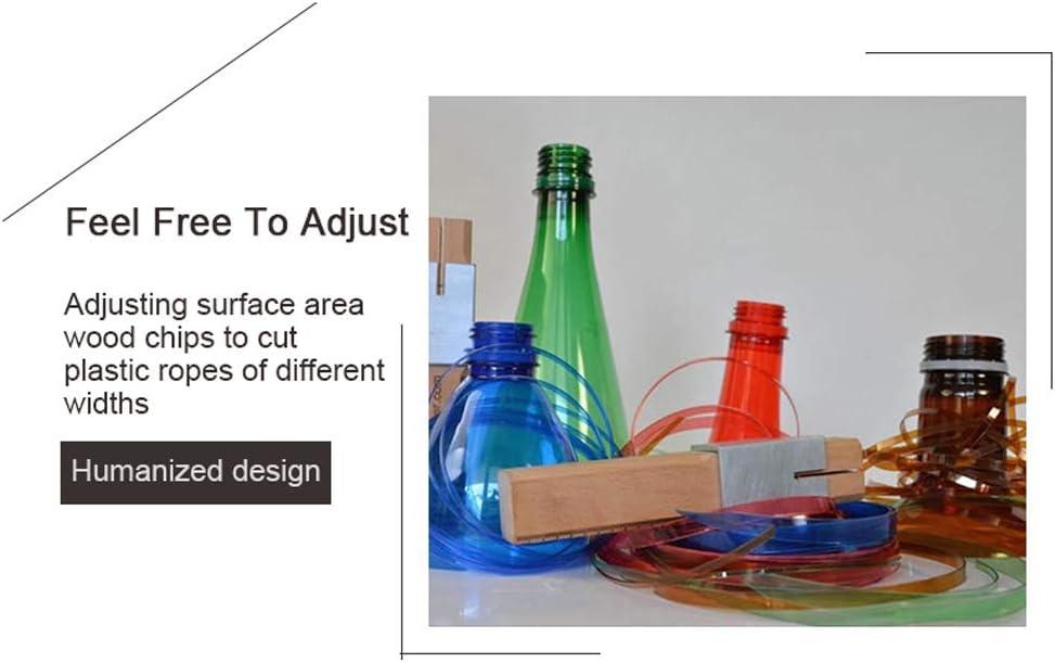 Pannow Cortador de botellas de plástico para uso al aire libre ...