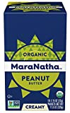 Maranatha No Stir Peanut Butter Packets, 10 Count (Pack of 6)