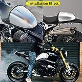 Motorcycle ABS Tidy Swingarm Rear Pillion Seat Cowl