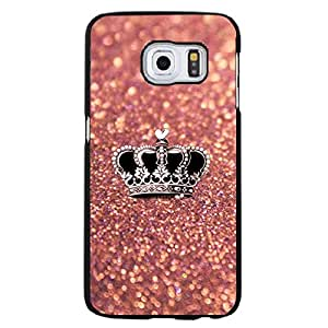 Popular style Crown Phone Case Samsung Galaxy s6 Edge Plus Crown Lively