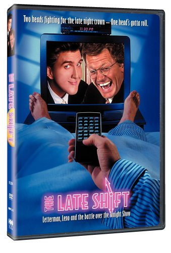 The Late Shift by HBO HOME VIDEO