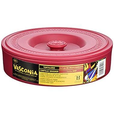 Vasconia Tortilla Warmer - Red
