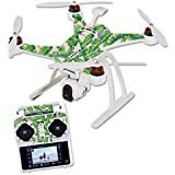 Skin For Blade Chroma Quadcopter – Jungle Glam | MightySkins Protective, Durable, and Unique Vinyl Decal wrap cover | Easy To Apply, Remove, and Change Styles | Made in the USA