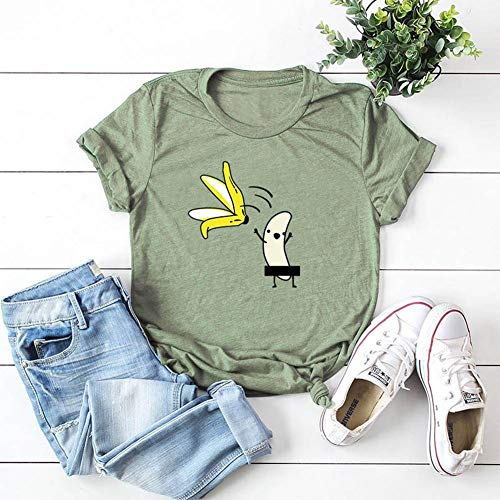 Get Naked Bannana Funny T Shirt Birthday tee Gift Novelty tshirt T-SHIRT