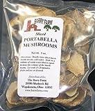 Dried Portabella Mushrooms, 1 oz.