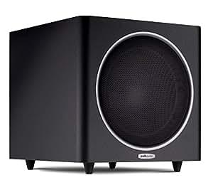 Polk Audio PSW110 10-Inch Powered Subwoofer (Single, Black)