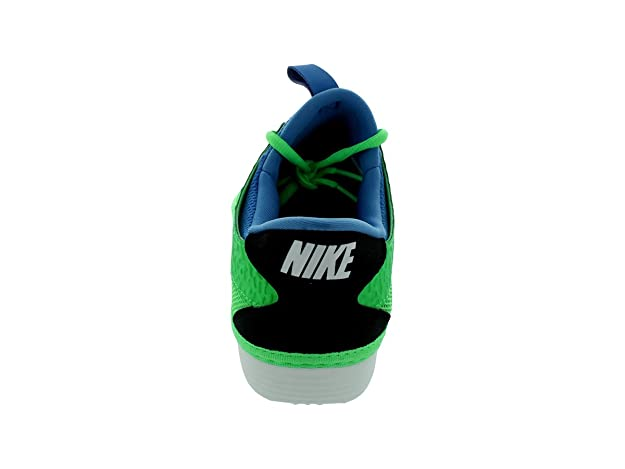 quality design 1c99d 9d90c Amazon.com   Nike Men s SOLARSOFT MOCCASIN COASTAL-INSPIRED SHOES 8 Men US  (POINSON GREEN BLITZ BLUE BLACK)   Running