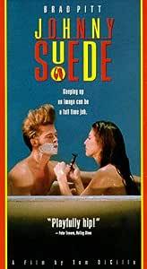 Johnny Suede [USA] [VHS]: Amazon.es: Brad Pitt, Richard Boes ...