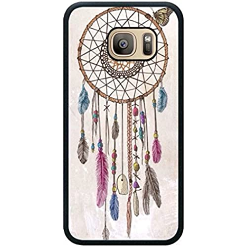 Minffc Unique With Art And Colorful Dreamcatcher Protective Case Cover For Samsung Galaxy S7 Sales