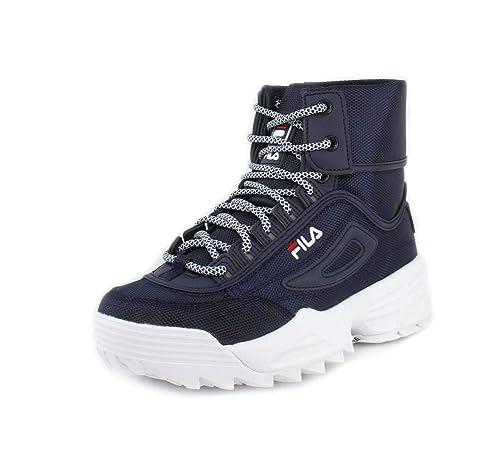 Fila Damen Disruptor Ballistic Sneakers: : Schuhe