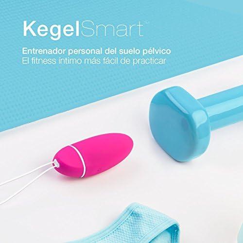 Intimina KegelSmart - Ejercitador Kegel inteligente para fortalecer los músculos del suelo pélvico