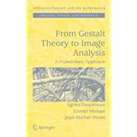From Gestalt Theory to Image Analysis: A Probabilistic Approach (Interdisciplinary Applied Mathematics, Band 34)
