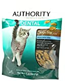 Authority Grain Free Dental Cat Treats (Tuna, 5.5 Oz.)