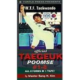 Taekwondo Taegeuk Poomse
