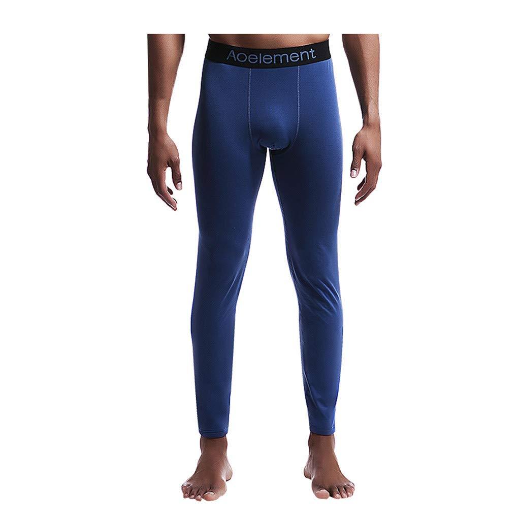 beautyjourney Leggings Deportivos para Hombre Pantalones t/érmicos Transpirables el/ásticos Calzoncillos Pantalones Largos Slim fit Pantalones Deportivos de Yoga Pantalones de Entrenamiento