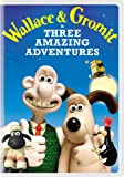 Wallace and Gromit in Three Amazing Adventures (Sous-titres français) [Import]