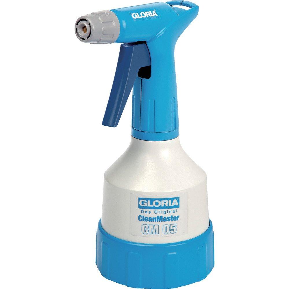 GLORIA Feinsprüher CleanMaster 0, 5L für Säuren u. Laugen pH 2 bis 12 000607.0000