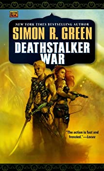 Deathstalker: War by Simon R. Green science fiction book reviews