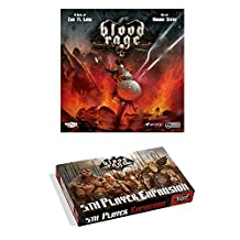 Blood Rage Bundle: Core Box and 5th Player Expansion
