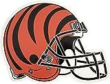 NFL Cincinnati Bengals Outdoor Small Helmet Graphic Decal
