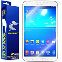 ArmorSuit Samsung Galaxy Tab 3 8.0 Tablet Screen Protector, MilitaryShield Max Coverage Screen Protector For Galaxy Tab 3 8.0 Tablet - HD Clear Anti-Bubble