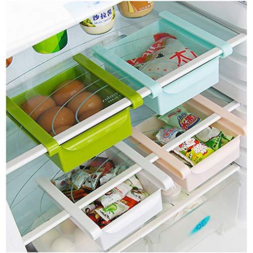 Delleu Refrigerador de Cocina de plástico frigorífico ...