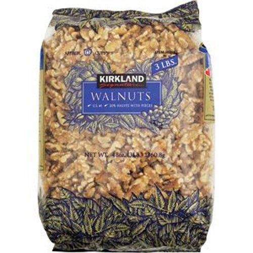 Walnut Four ([KIRKLAND Kirkland] WALNUTS Wall Nuts / walnut walnut walnut 1.36kg)