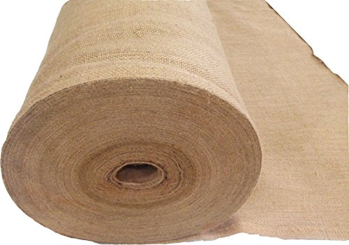 Sandbaggy Burlap Fabric Roll- for Garden, Yard, Wedding, Craft, Decorating Tables - 40 inch x 300 ft (1) by Sandbaggy (Image #7)