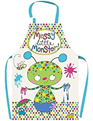 Rachel Ellen Children #39;s Pvc Apron - Messy Little Monster