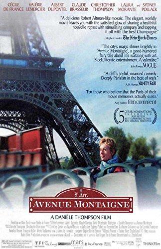 Avenue Montaigne (B) POSTER (11