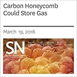 Carbon Honeycomb Could Store Gas | Sarah Schwartz