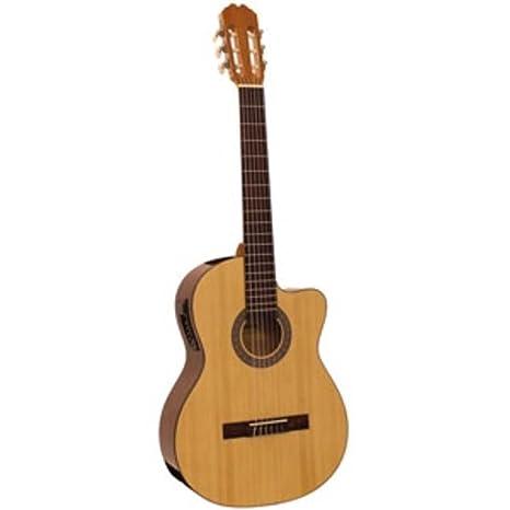 ADMIRA SARA EC Elettrificata Cutaway Guitarra Clásica Tamaño 4/4