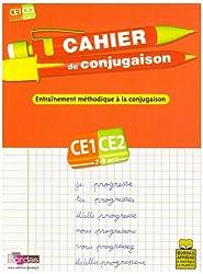 Cahier de conjugaison CE1-CE2